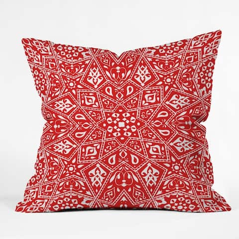 Deny Designs Amirah Reversible Indoor/Outdoor Throw Pillow (4 sizes)
