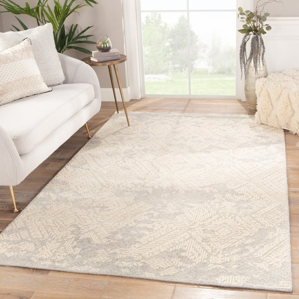 """Wynton Hand-Knotted Tribal Area Rug - 7'10"""" x 10'"""