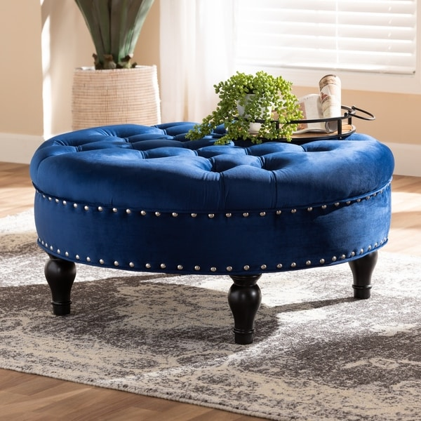 fabric cocktail ottoman shop transitional velvet fabric cocktail ottoman free 15177 | Transitional Velvet Fabric Cocktail Ottoman dcfef40e d7b9 4462 bcab 336bdec526f1 600