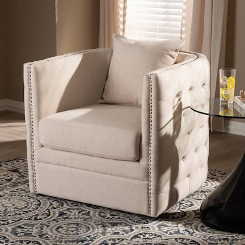 Swivel, Modern & Contemporary Living Room Chairs | Shop Online at ...