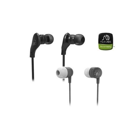 Fuji Labs AUFJ-SQNMS203 AUFJ-SQNMS101 Sonique 2-in-1 Headphones Bundle