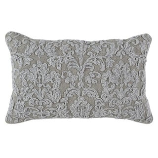 The Gray Barn Windy Oaks Embroidered 14 x 26-inch Throw Pillow
