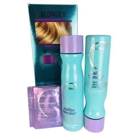 Malibu C Malibu Blondes Wellness Kit