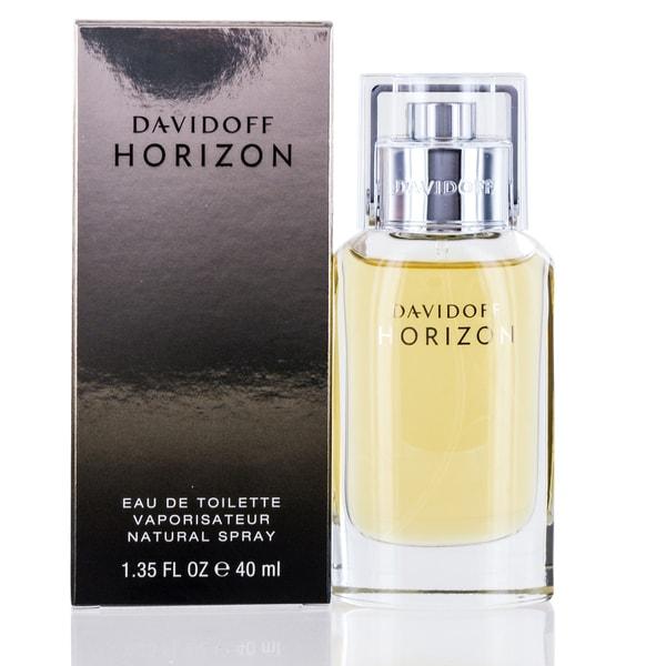 Shop Zino Davidoff Horizon Mens 13 Ounce Eau De Toilette Spray