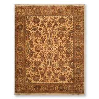 """Hand Knotted Wool  Persian Oriental Area Rug (9'3""""x11'11"""") - 9'3"""" x 11'11"""""""