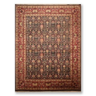"""Hand Knotted Wool  Persian Oriental Area Rug (9'2""""x12'2"""") - 9'2"""" x 12'2"""""""
