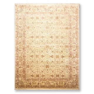 Hand Knotted 250 KPSI Wool Persian Oriental Area Rug  (9'x12') - 9' x 12'