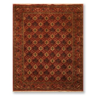 """Hand Knotted Wool Persian Oriental Area Rug (8'3""""x11'3"""") - 8'3"""" x 11'3"""""""