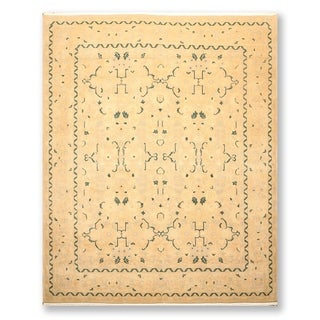 """Hand Knotted Wool Persian Oriental Area Rug (8'2""""x10'1"""") - 8'2"""" x 10'1"""""""