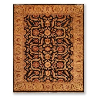 """Hand Knotted Wool Tea Wash Persian Oriental Area Rug  (8'10""""x12'2"""") - 8'10"""" x 12'2"""""""