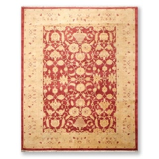 """Hand Knotted Wool Persian Oriental Area Rug  (8'2""""x10'2"""") - 8'2"""" x 10'2"""""""