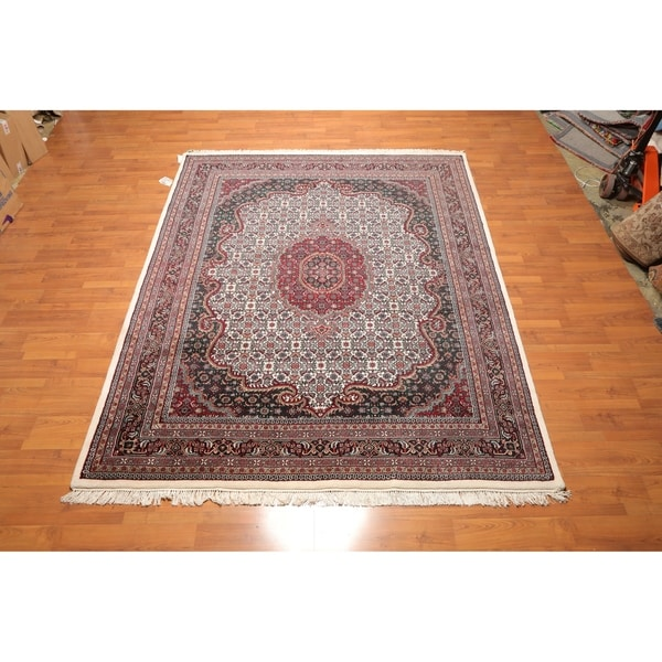 Hand Knotted Persian Wool Area Rug 5 10: Shop Bidjar Hand Knotted Wool Indo Persian Oriental Area