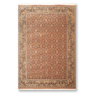 """Hand Knotted Wool Persian Oriental Area Rug (6'1""""x8'10"""") - 6'1"""" x 8'10"""""""