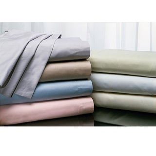 Royal Luxe 315 Thread Count Sateen 3-piece Duvet Cover Set (2 options available)