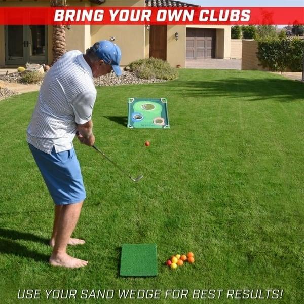 Awesome Shop Gosports Battlechip Backyard Golf Cornhole Game Dailytribune Chair Design For Home Dailytribuneorg
