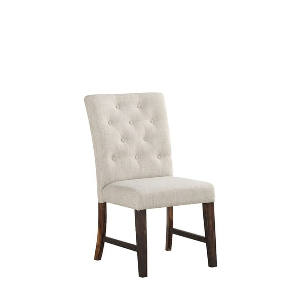 Wondrous Napa Rustic Upholstered Dining Chair Gamerscity Chair Design For Home Gamerscityorg