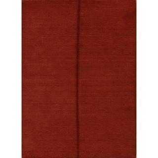 "Modern Gabbeh Oriental Handmade Wool Area Rug Tribal Carpet - 8'0"" x 5'9"""