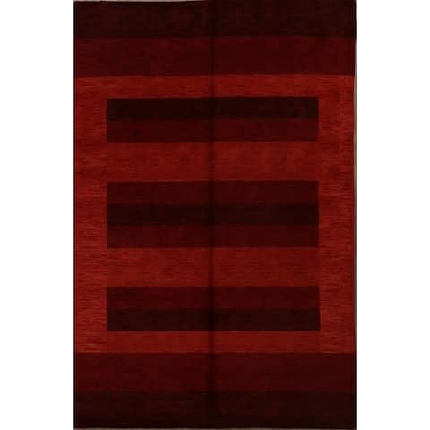 "Carson Carrington Kulfors Wool Stipe Area Rug - 10'0"" x 6'6"""