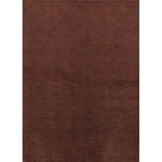 "Strick & Bolton Francesco Handmade Wool Area Rug - 7'11"" x 5'7"""