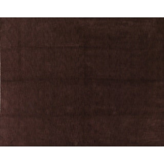 "Carson Carrington Kullabo Handmade Brown Tribal Area Rug - 9'7"" x 6'4"""