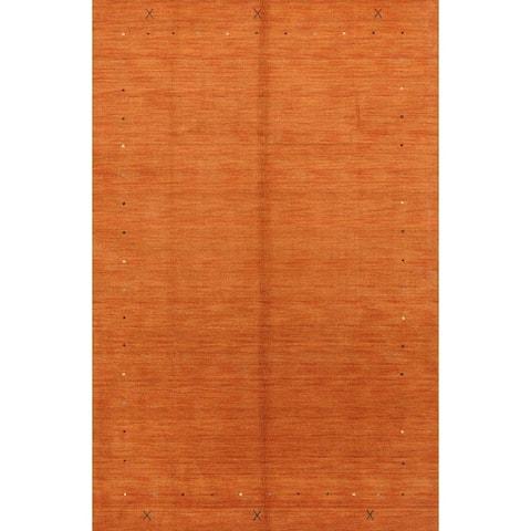 "Carson Carrington Kulefall Wool Oriental Modern Area Rug - 9'9"" x 6'5"""