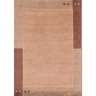 "Porch & Den Sequoia Handmade Tibetan Oriental Area Rug - 8'2"" x 4'11"""