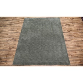 """Strick & Bolton Francesco Hand-knotted Wool Area Rug - 11'5"""" x 8'2"""""""