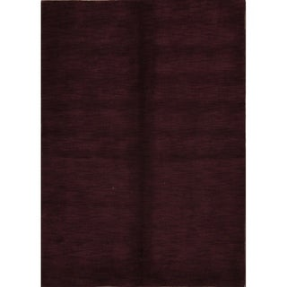 "Strick & Bolton Francesco Hand-knotted Wool Area Rug - 6'5"" x 4'7"""