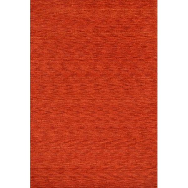 "Carson Carrington Kulefall Hand-knotted Oriental Area Rug - 9'6"" x 6'8"""