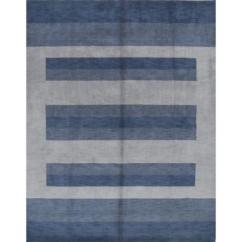 "Carson Carrington Kulfors Hand Knotted Wool Area Rug - 9'11"" x 8'2"""