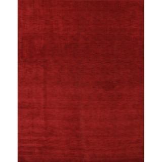 "Strick & Bolton Francesco Handmade Wool Area Rug - 9'6"" x 6'6"""