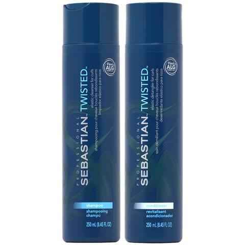 Sebastian Twisted 8.45-ounce Shampoo & Conditioner Duo