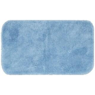 Mohawk Home Spa Bath Rug in Slate (As Is Item)