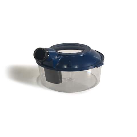 Ocean Blue 4qt Water Bowl - Blue - 4 quarts