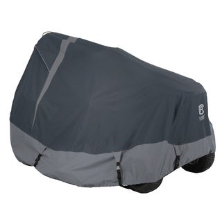 Classic Accessories StormPro RainProof Heavy-Duty Tractor Cover, Large