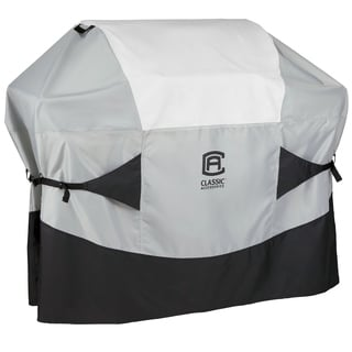 Shop Sure Fit Taupe Large Grill Cover Free Shipping On