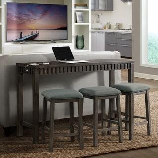 Carbon Loft Warbeck Multipurpose Bar Table Set