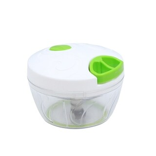 Multifunctional 500ML Hand Pulled Kitchen Fruit Vegetable Cutter