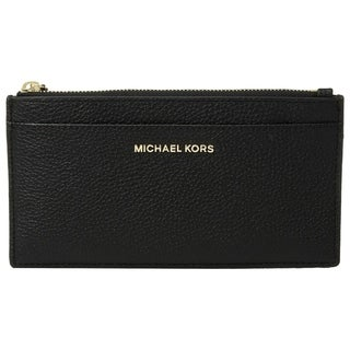 f1b0e92ca834 Shop MICHAEL Michael Kors Large Slim Card Case - On Sale - Free Shipping  Today - Overstock - 25681607