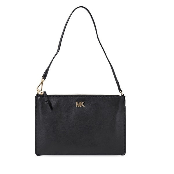 204dfff281ab Shop MICHAEL Michael Kors Medium Convertible Pouchette - On Sale ...