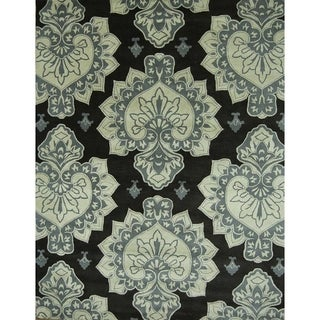 """Classical Hand Made Modern Oushak Traditional Oriental Area Rug Brown - 13'2"""" x 10'0"""""""