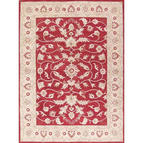"Copper Grove Kauhava Oriental Hand-tufted Wool Area Rug - 10'1"" x 7'4"""