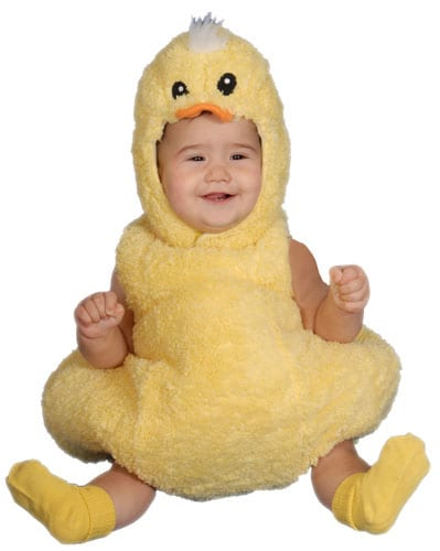 97644b63370c Shop Cute Little Baby Duck Costume - Free Shipping On Orders Over  45 -  Overstock - 2568320