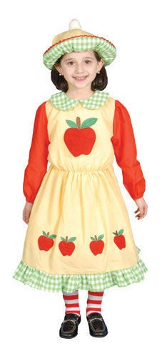 Deluxe Apple Dress Up Costume