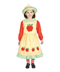 Deluxe Apple Dress Up Costume