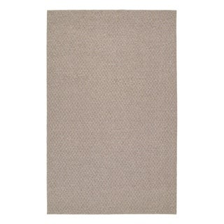 Town Square Pecan Living Room Area Rug