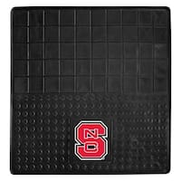 "FANMATS North Carolina State Heavy Duty Vinyl Cargo Mat 31""x31"""