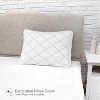 SensorPEDIC Premier Knit Luxury Pillow Cover
