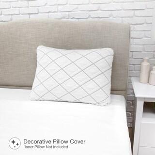 Premier Knit Luxury Pillow Cover