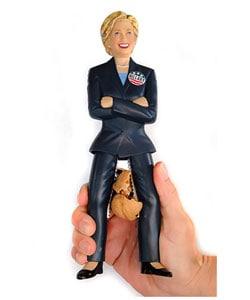 Hillary Clinton Nutcracker - Thumbnail 2